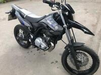 2012 Yamaha wr 125 low mileage