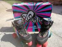 RioRoller Roller Skates size 5 EU 38
