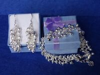 LOVELY JEWELLERY FOR EVERYONE! CHEAP! SILVER FILLED WITH 925 ATTEMPS.