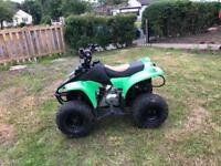50cc kazuma quad