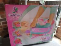 Girls FootSpa