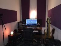 Music Studio Share Available for Composer/Producer/DJ etc.