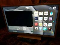 Jvc smart LED tv 32 inches