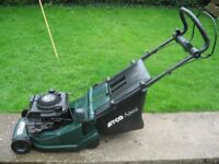 Atco Admiral 16 inch Self Propelled Lawn Mower