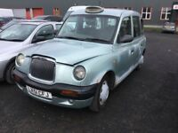 2001 London Taxi TX1 Auto 2.6 Turbo Diesel breaking spares