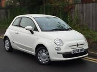 FIAT 500 1.2 POP - 59 PLATE * LOW MILES * IMMACULATE * FULL SERVICE HISTORY * PART EXCH CONSIDERED