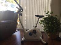 Exercise bike - Davina XX hardly used