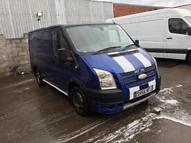 Ford transit sport rep