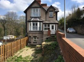 5 bed house to let in Llangollen