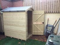 used garden shed for sale