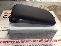 Audi A3 S3 RS3 Brand new leather armrest lid
