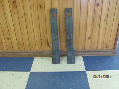 Set Replacement Rotary Mower Blades Most 5 Models Howse King Kutter