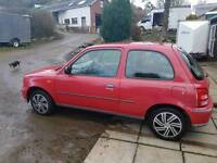 Nissan micra s auto 1ltr low miles hands free kit automatic ( Toyota vauxhall Peugeot smart)