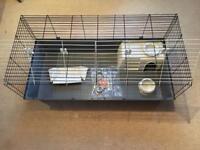 Ferplast 120 rabbit / guinea pig cage.