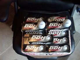 39 NEW DUNLOP DDH 110 GOLF BALLS