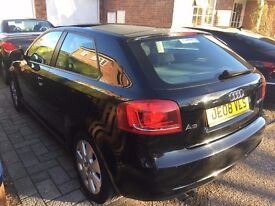 Audi A3 2008 1.9 Turbodiesel, 93500 miles, great condition!