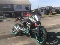 KTM Duke 125 ABS 2014