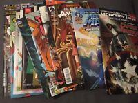 87 Free Comic Book Day Comics 2015 & 2016 & San Diego Comic Con Previews 2015 Marvel DC Avatar...