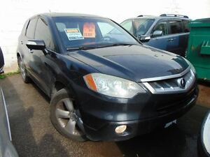 2008 Acura RDX NO ACCIDENT-NAVI-CAMERA-DUAL DVD