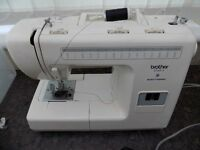 BROTHER STAR 3 ELCTRONIC SEWING MACHINE.