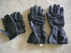 First Gear Motorcycle Gloves - PRICE REDUCED