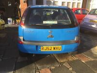 Vauxhall Corsa 1.2 Elegance 3 door