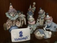 collectables for sale lladro /beswick /trokia/wade/royal doulton /plus more