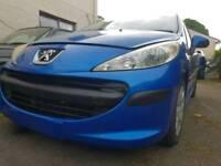 2006 Peugeot 207 hdi salvage spares or repair