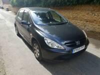Cheapie cheap Peugeot 307 for sale