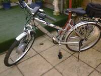 Raliegh s.u.b. x s electric bike
