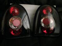 New Vauxhall corsa model b rear car lights