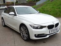 BMW 3 SERIES 2.0 318D SPORT 4d 141 BHP MEDIA CONNECTIVITY + BLUETOOTH + 1 PREVIOUS KEEPER ++