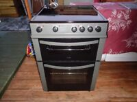 LOGIK CERAMIC ELECTRIC COOKER 60 CM