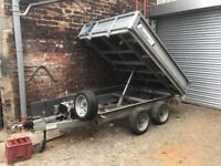 Trailer - Electric Tipper - 1.75 ton