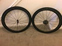 Vision 40 metron carbon wheels