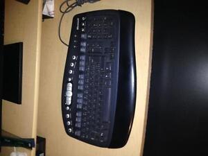 Clavier d'ordinateur professionnel