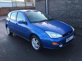 Ford Focus 1.6 10 months mot £395