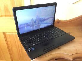 Toshiba Satellite C650D-12C Laptop Notebook
