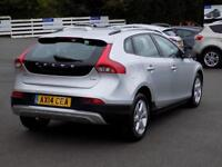 VOLVO V40 1.6 D2 CROSS COUNTRY SE 5dr 113 BHP (silver) 2014