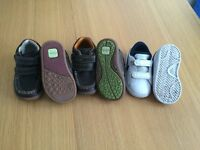 Boys shoes sizes 4, 4g, 4.5g great condition