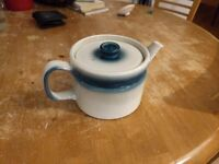 Teapot - Wedgewood - Blue Pacific