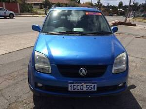 2004 Holden Cruze YG 2 Auto 4x4 $2490 Bedford Bayswater Area Preview