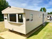 Static caravan for sale at Tattershall Lakes Country Park not Haven Butlins Southview