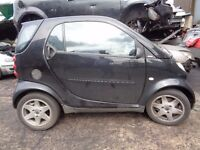BREAKING --- MCC Smart Passion Softtouch Auto Coupe 600cc 54BHP ---- 2002