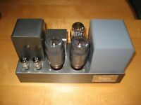 QUAD II VALVE AMPLIFIER (in original unmodified condition)