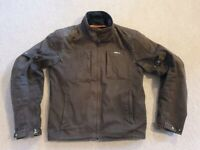 Bering Brody size L brown motorcycle jacket - used