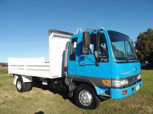 2000 Hino Ranger 6 FD 4x2 Tipper Truck.Ex Council Inverell Inverell Area Preview