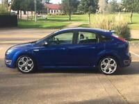 CHEAPEST 2006 FORD FOCUS ST3 RARE 5 DOOR LOVELY INSIDE AND OUT TASTEFUL MODS 300BHP ST-3 ST-2 ST2