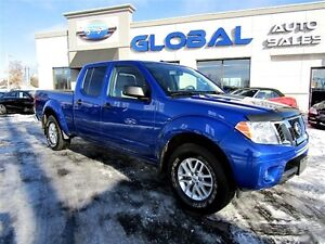 2014 Nissan Frontier SV 4 X 4 , BACK UP CAMERA , ALLOY WHEELS .