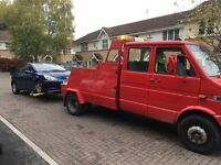 Iveco 6.5t spec lift Recovery truck